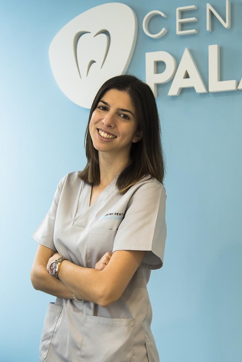 Doctora Natalia Del Río Cantero