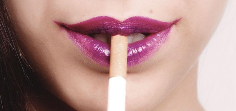 efectos del tabaco en los dientes